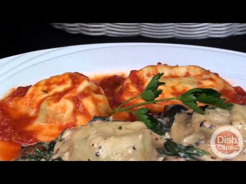 Sabatino's – Homemade Cheese and Porcini Mushroom Ravioli