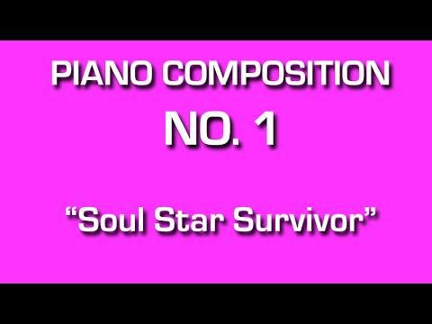 Sheet Music - Compostion No 1 - Soul Star Survivor