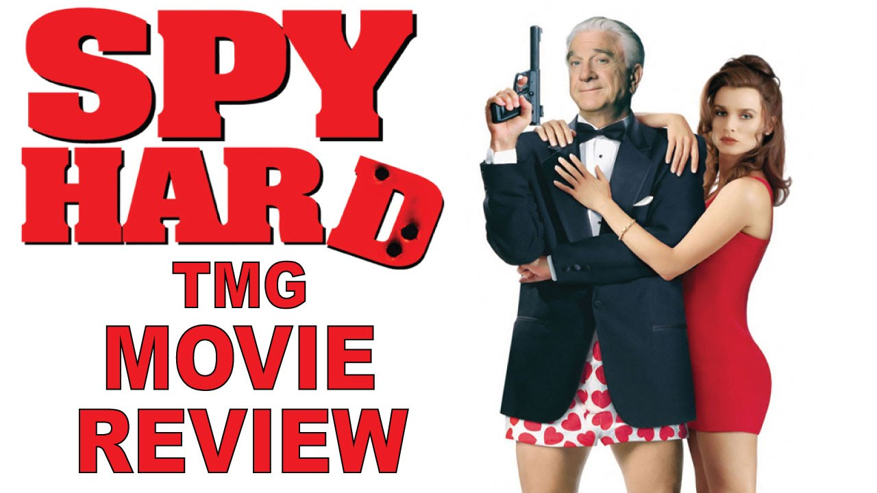 Spy hard the movie