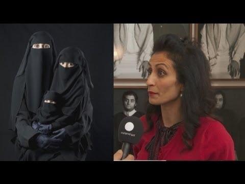 euronews le mag - Der Blick hinter den Schleier - Fotos von Frauen aus der islamischen Welt
