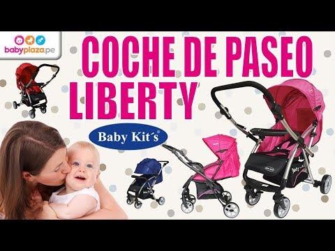 Coche Paseo Liberty- Baby Kits   BabyPlaza