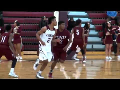 Detroit Renaissance vs. Detroit Western - 2016 Boys Basketball Highlights on STATE CHAMPS!