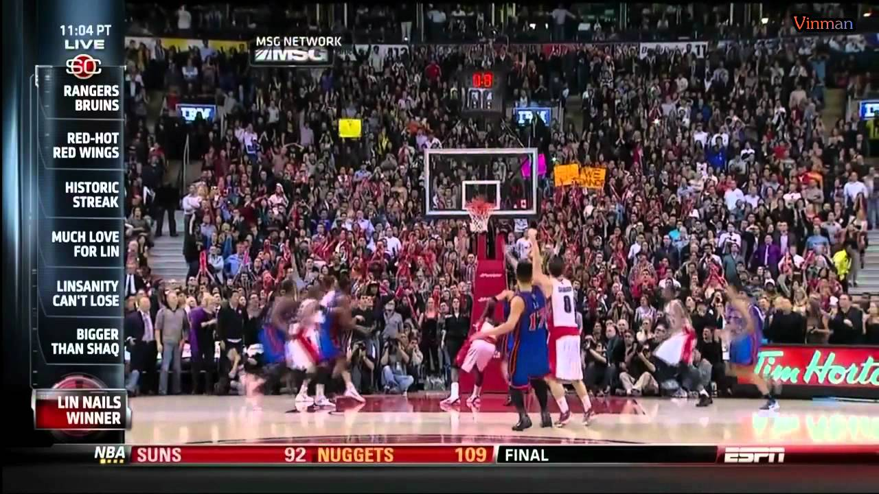 Raptors Vs Lakers Pinterest: Knicks Vs. Raptors Sportcenter Highlights
