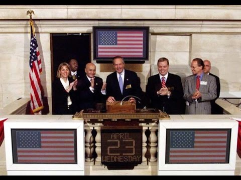 The NYSE, Black Monday Stock Market Crash & Computerized Trading: An American Financier (1988)