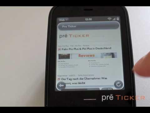 [PreCast #014] Palm Pixi Plus - Teil 2: Review I (Test)