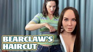 Quarantine Robot Haircut