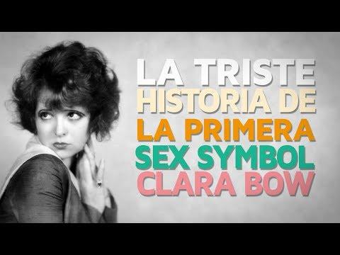 La triste historia de la primera sex symbol, Clara Bow 💄