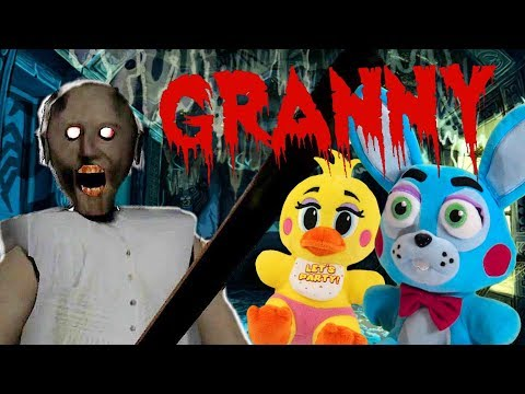 FNAF Plush – Granny (The Granny Game)