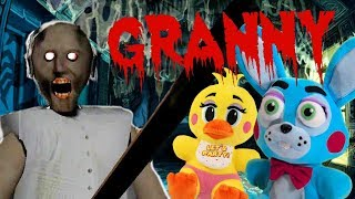 FNAF Plush – Granny (The Granny Game)
