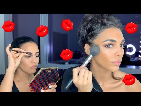 Girl Talk, Q&A, and Makeup with the Shehab Sisters