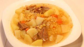 Гороховый суп в мультиварке Редмонд, как сварить вкусный суп из гороха с говядиной