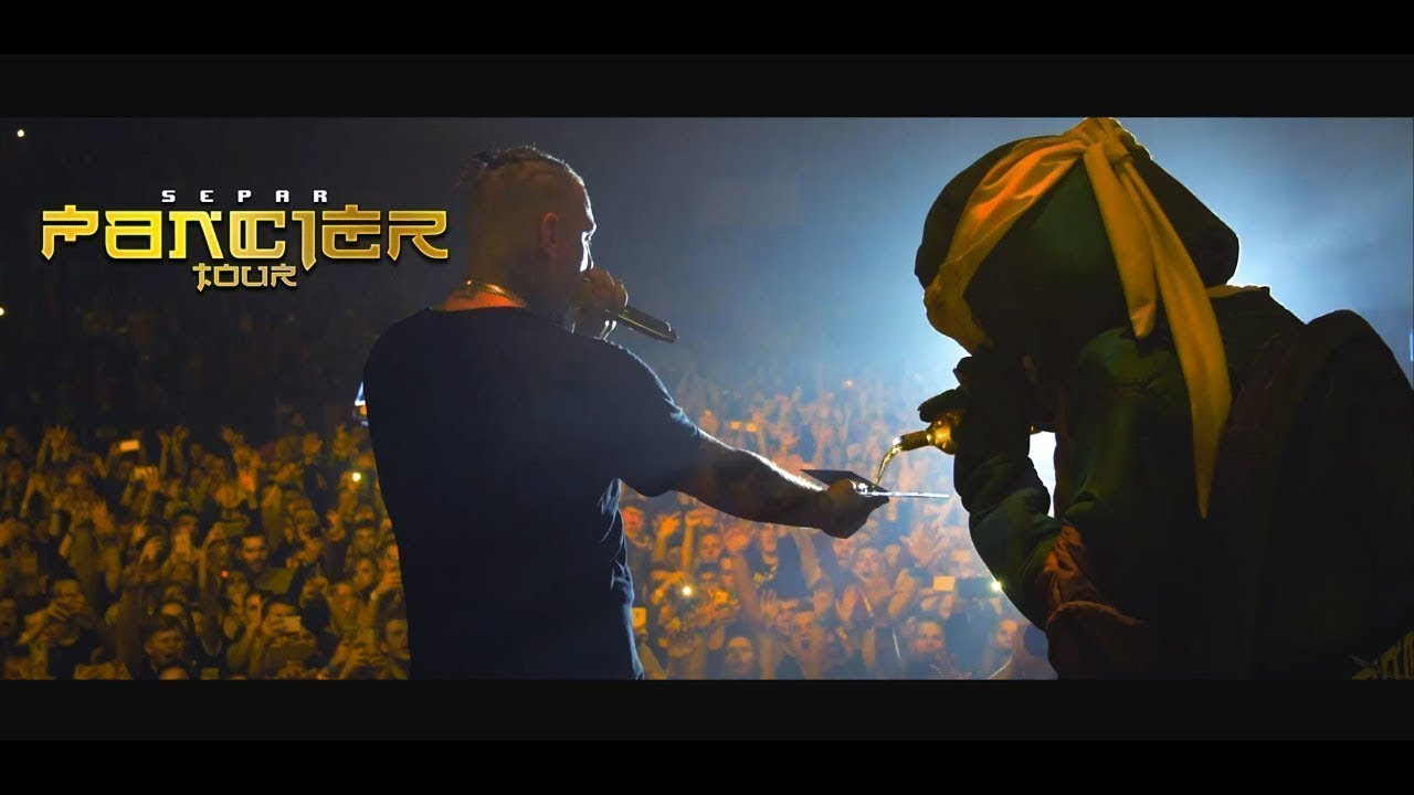Separ - Pancier Tour (Full DVD)