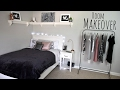 EXTREME Room Makeover! Modern and Simple