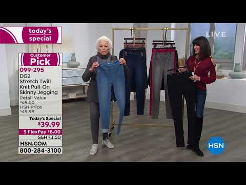 HSN | Diane Gilman Fashions . http://bit.ly/2XriJuf