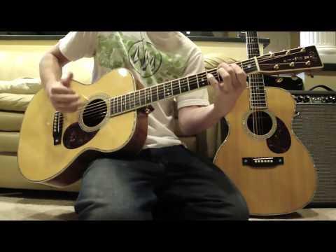 John Mayer - Clarity - Martin OM-42 Koa