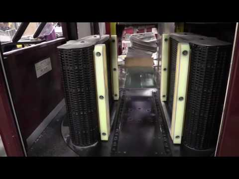 Plain Dealer printing plant press room