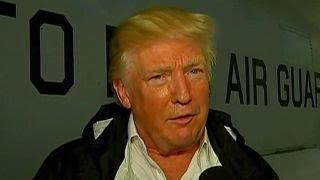 President Trump on Puerto Rico