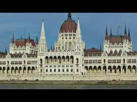 Budapest, Ungarn, (Hungary) Citytrip 2017, HD 1080p50
