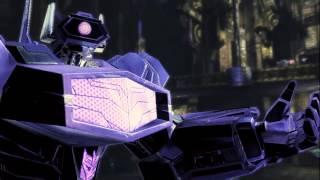 Трансформеры: Падение Кибертрона — Релизный трейлер