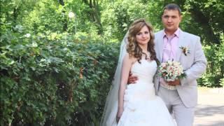 Свадебная фотосессия, слайд-шоу, фотограф на свадьбу в Самаре Милена Лова /Свадьба Самара