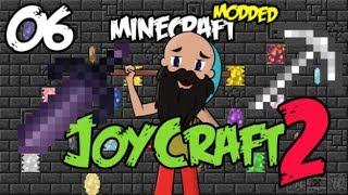 TINKERS CONSTRUCT :: JoyCraft2 :: Episode 6 - Modded Minecraft