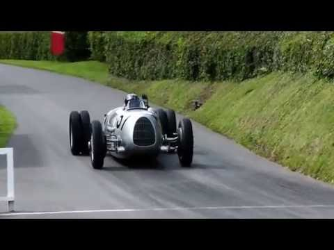 Auto Union Type C, Shelsley Walsh
