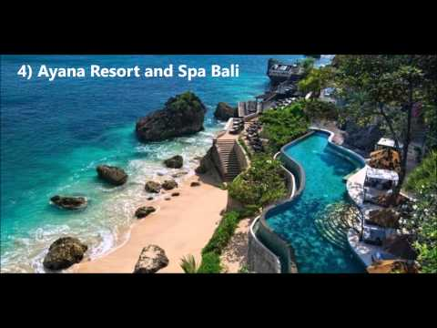 6 Best Resorts in Bali Indonesia