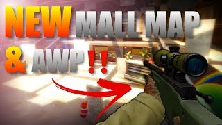 Forward Assault March 2018 Update News New Mall Map and Awp Sniper‼️