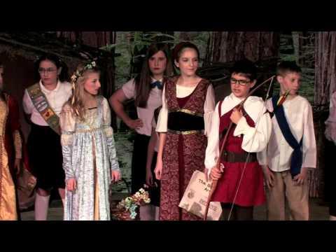 WRC Jr Drama - Robin and the Sherwood Hoodies