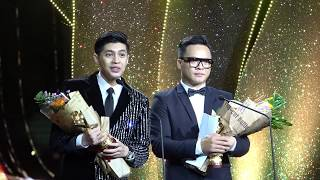 Noo Phước Thịnh nói gì khi 'vượt mặt' Sơn Tùng M-TP giành giải thưởng Mai Vàng 2019?