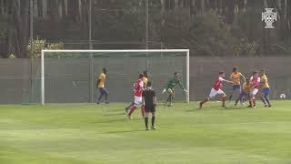 Liga Revelação, 2.ª fase, 1.ª jornada: SC Braga 1-1 Estoril Praia