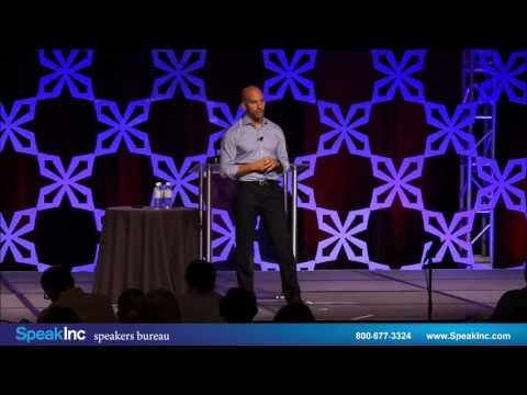 Keynote Speaker: Peter Attia • Presented by SpeakInc • The Long Game
