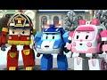 ⭐Best episodes │🚦Traffic Safety with POLI│Robocar POLI TV
