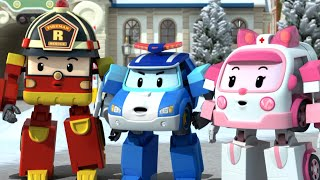 ⭐Best episodes │Traffic Safety with POLI│Robocar POLI TV