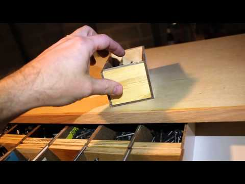 Hardware cabinet feature walk-through