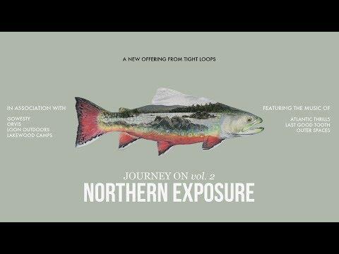 "VAN LIFE: EPIC MAINE BROOK TROUT ADVENTURE ""Northern Exposure"" (Journey On vol.2)"