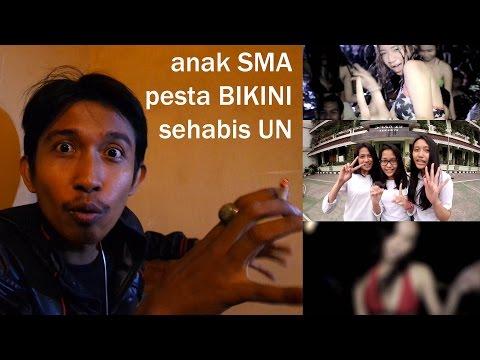 Apa Kata Anak Medan ttg Video Pesta Bikini Splash After Class Goodbye UN Pool Party