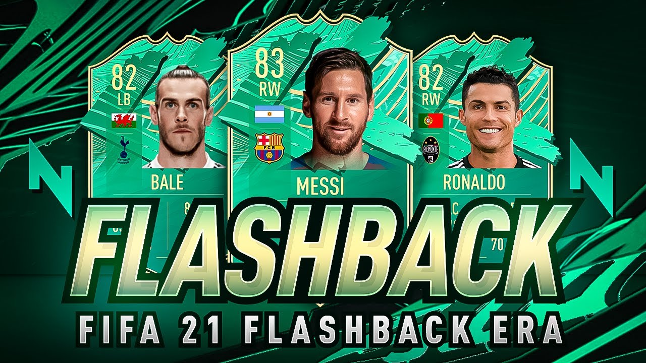 FLASHBACK ERA MESSI, RONALDO, BALE & MORE! - FIFA 21 Ultimate Team