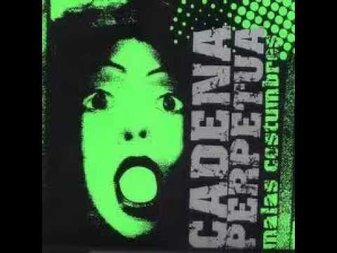 Cadena Perpetua - Canción infantil ( Cover Vocal )