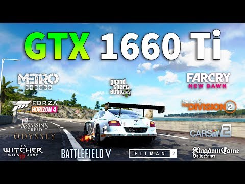 GeForce GTX 1660 Ti Test In 11 Games 1080p And 1440p