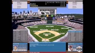 PureSim Baseball 2007 PC 2006 Gameplay