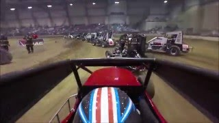 Thomas Meseraull In-Car Camera | Shamrock Classic