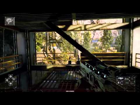 Killzone: Shadow Fall (E3 Press Conference Gameplay)