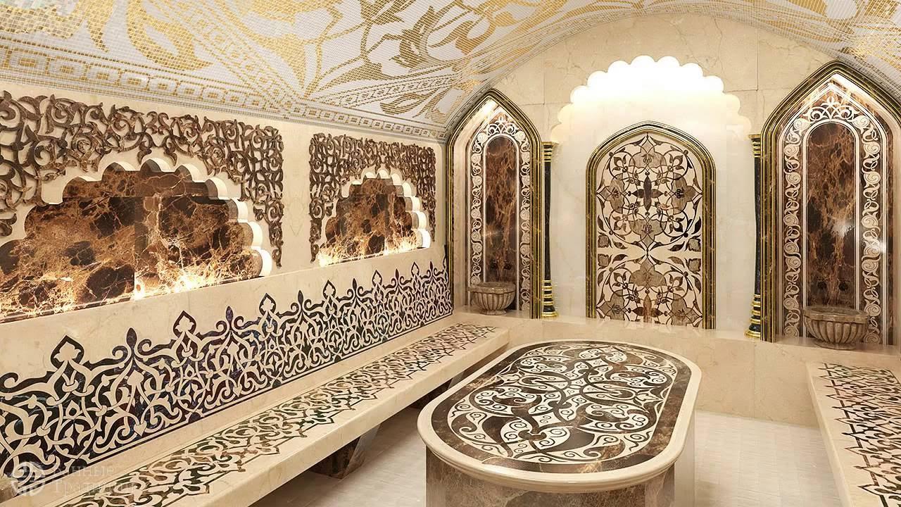 Дизайн фото хамам
