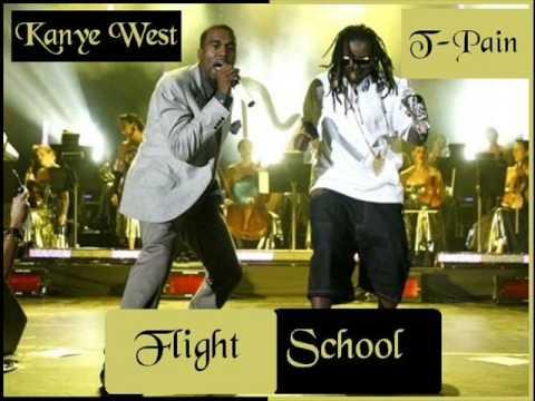 T Pain ft. Kanye West - Flight School