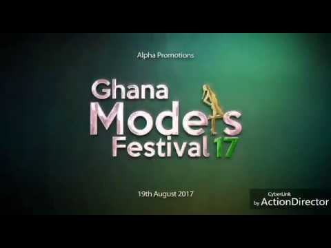 the HUMBLE STARS performance at Ghana Model Festival 19th August