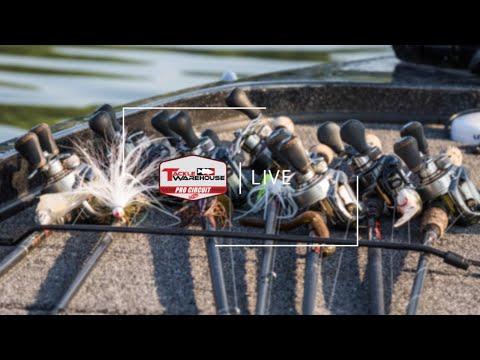 FLW Live Coverage   Lake Chickamauga   Day 1