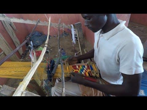 EPISODIO 10 - KENTE, EL ICONO CULTURAL DE GHANA