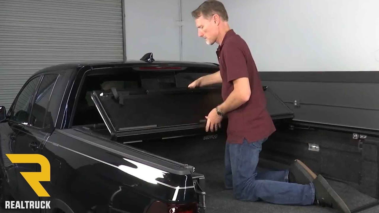How To Install Bakflip Fibermax Tonneau Cover On A 2017