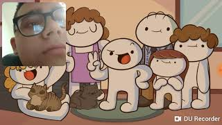 """""""Our Cats"""" Theodd1sout reaction by Pierke Koopa"""